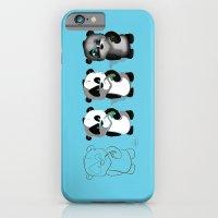 PANDASTRATION iPhone 6 Slim Case