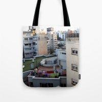 Urban Landscape 01 Tote Bag
