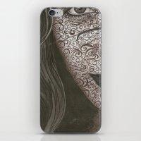 Face  iPhone & iPod Skin