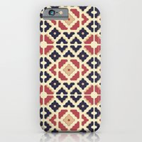 Midcentury Pattern 10 iPhone 6 Slim Case