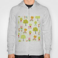 Animals On The Move Hoody