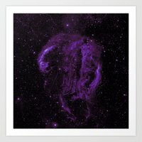 Private Space Art Print