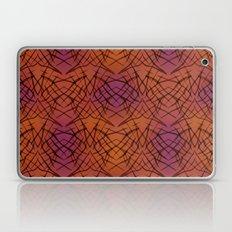 Brown red pattern . Laptop & iPad Skin