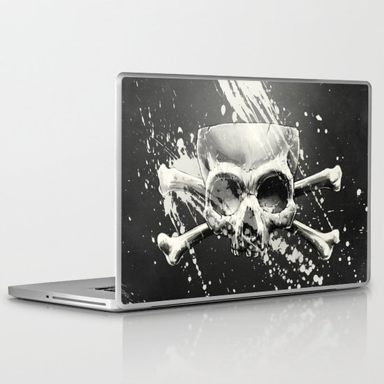 Hidden Lie Laptop & iPad Skin