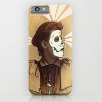 iPhone & iPod Case featuring HELAINA by nicholas colen