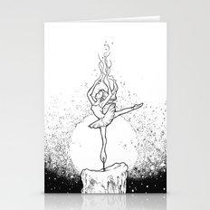 Burning Bright Stationery Cards