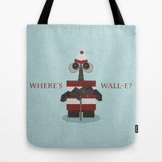 Where's Wall-e? Tote Bag