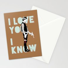 I know Stationery Cards