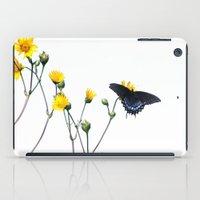 Butterfly Prairie iPad Case