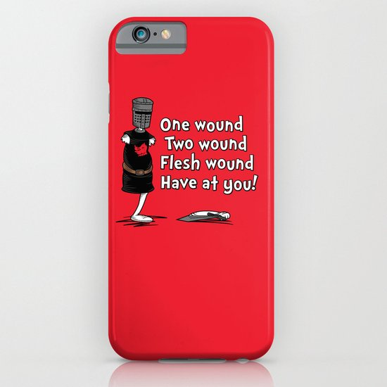 One Wound, Two Wound..... iPhone & iPod Case