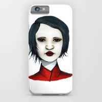 Petroleum Girl iPhone 6 Slim Case