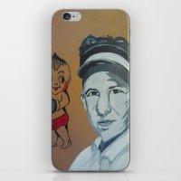 Bert Grimm iPhone & iPod Skin
