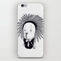 Apache Senior iPhone & iPod Skin