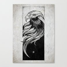 Check Your People Canvas Print