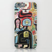 iPhone & iPod Case featuring Possession by Exit Man