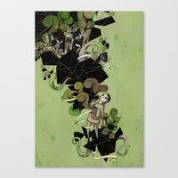 Soulgasm Canvas Print