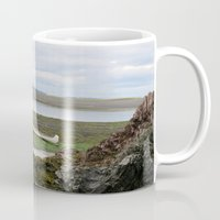 Abandoned :: A Lone Canoe Mug