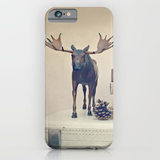 We Took To The Woods iPhone & iPod Case