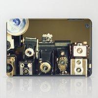 Vintage Camera Collection iPad Case