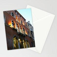 Lit Venice Residence Stationery Cards