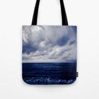 summer ver.blueblack Tote Bag