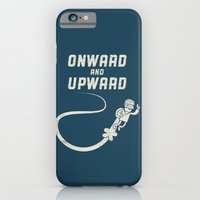 iPhone & iPod Case featuring Onwards & Upwards! by beware1984