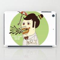 Everything Tastes Unfun iPad Case