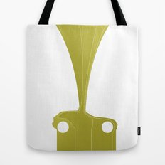 Silhouette Racers - BMW Z3 M Coupe Tote Bag