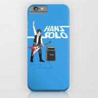 iPhone & iPod Case featuring Han's Solo by Christopher