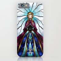 iPhone & iPod Case featuring The Little Sister by Mandie Manzano