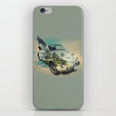 i want to be free 2 iPhone & iPod Skin