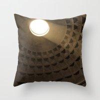 Pantheon Throw Pillow