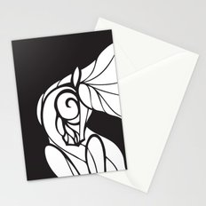 Horse Swirls 2 Stationery Cards