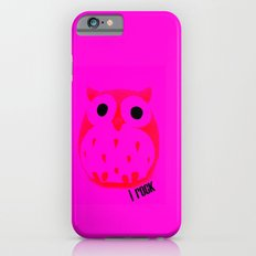 Owl ROCK! Slim Case iPhone 6s