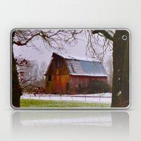 Remnants of a Simpler Time - The Barn Laptop & iPad Skin