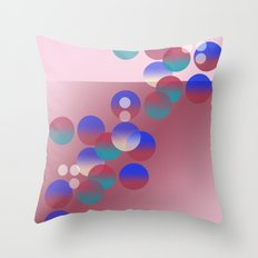 Balls of Nîce Throw Pillow