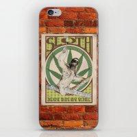 Sloth iPhone & iPod Skin