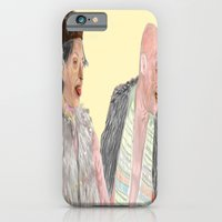 iPhone & iPod Case featuring TRIPPING TO DRINK by nicholas colen