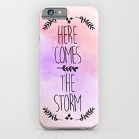 Here comes the Storm iPhone 6 Slim Case