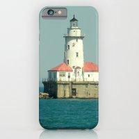 Chicago Lighthouse iPhone 6 Slim Case