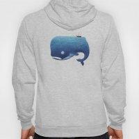 Moby Dick Hoody