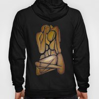 Abstract Lovers Hoody