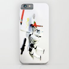 Drawing Droids iPhone 6s Slim Case