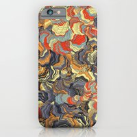 iPhone & iPod Case featuring Icarus by Fabrika