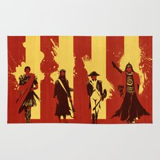 The Great Man Theory Rug