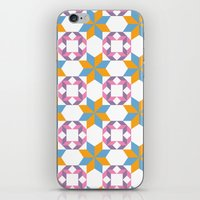 French Affair - By  SewMoni iPhone & iPod Skin