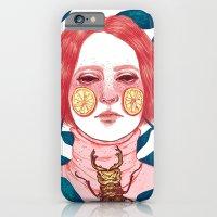 iPhone Cases featuring Alienated by Livia Fălcaru