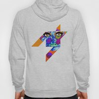 Flowers Between Your Tee… Hoody