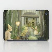 I Give You My Heart iPad Case