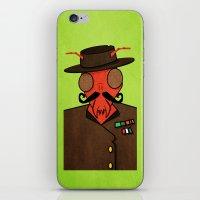 Serge Ant  iPhone & iPod Skin